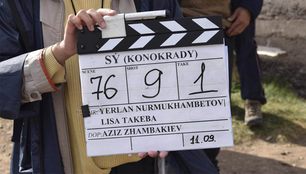 "Principal photography of Kazakh-Japanese coproduction ""The Horse Thieves"" has started in Almaty oblast"